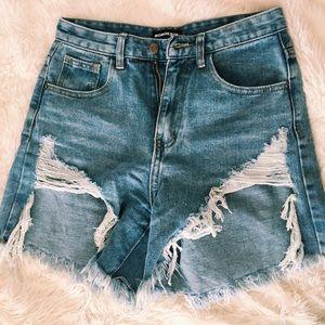 Nasty Gal Shorts